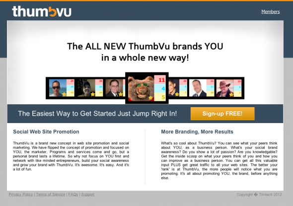 The Thumbvu Guys