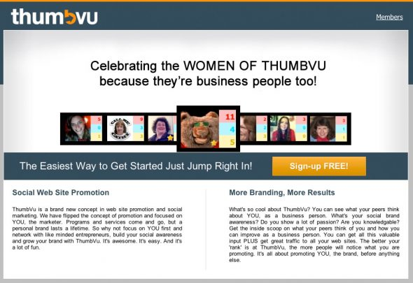 Celebrating the Women of Thumbvu