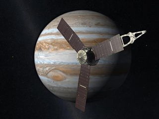No News on the Juno Flyby - NASA News Is Down