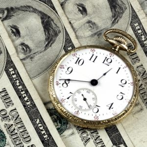 Time and Money - Alan Crosthwaite on Dreamstime